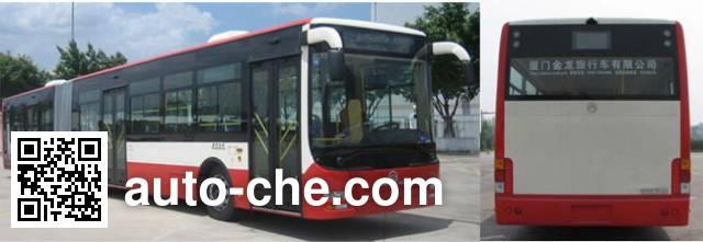 Golden Dragon XML6185J18C city bus