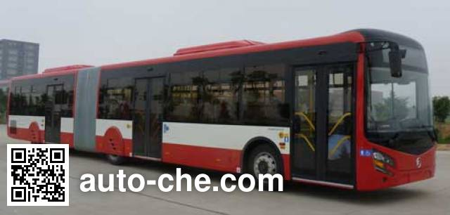 Golden Dragon XML6185J18C city bus