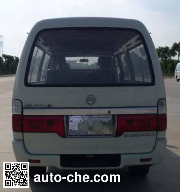 Golden Dragon XML6532JEV90 electric minibus