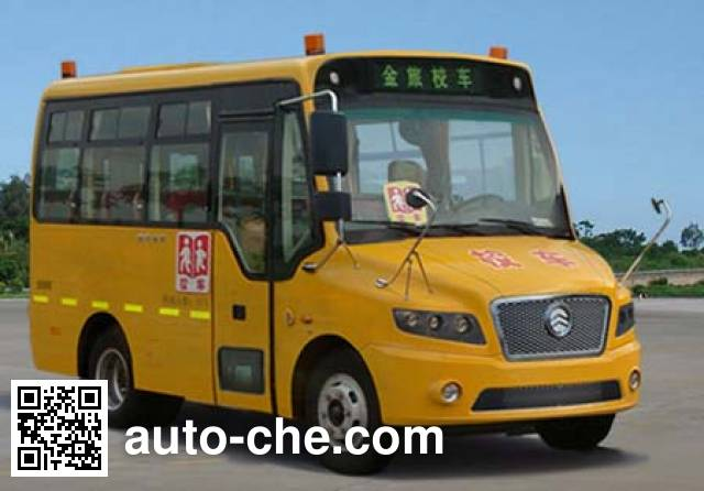Golden Dragon XML6551J18XXC primary school bus