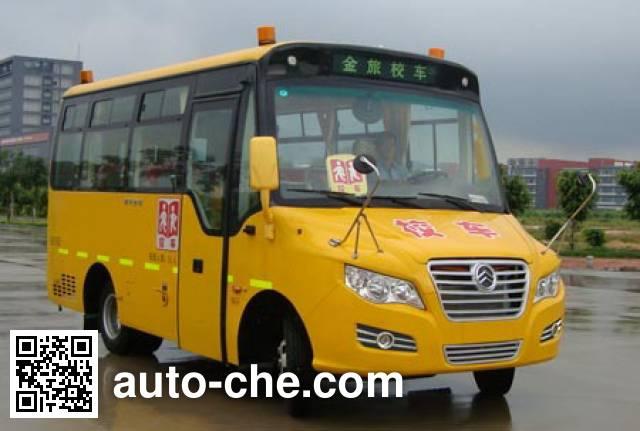 Golden Dragon XML6601J28YXC preschool school bus