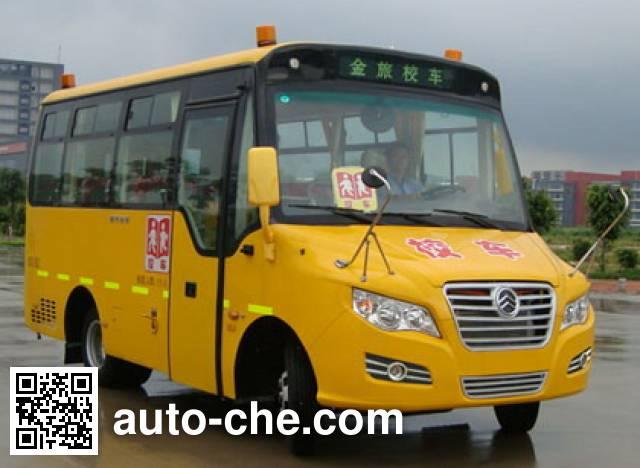 Golden Dragon XML6601J15YXC preschool school bus