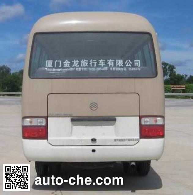 金旅牌XML6601J58客车