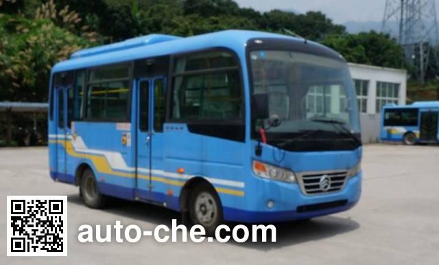 金旅牌XML6602J28C城市客车