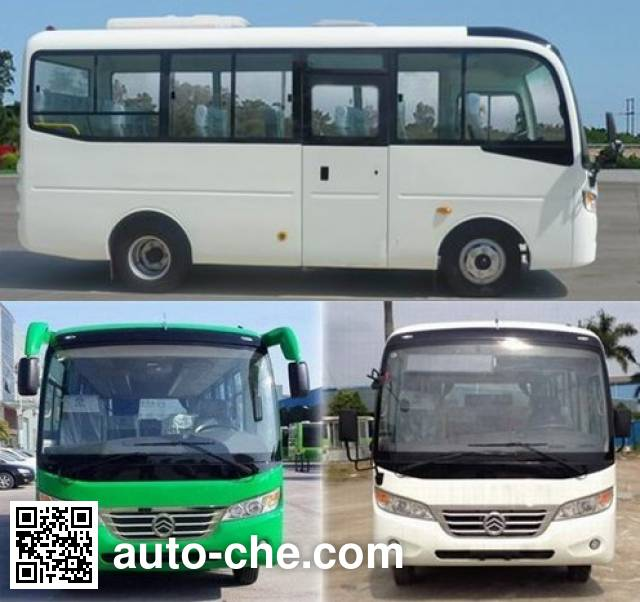 Golden Dragon XML6602J25C city bus