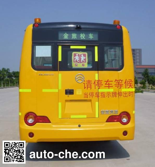 Golden Dragon XML6661J15YXC preschool school bus