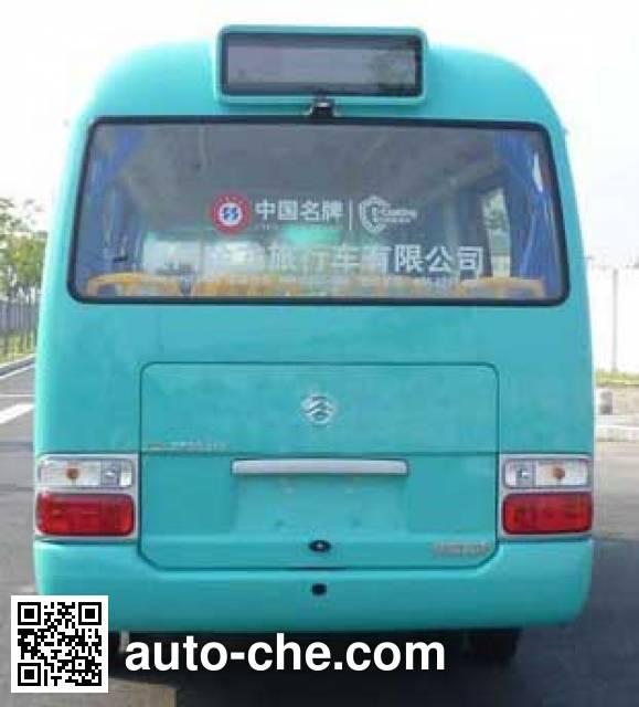 金旅牌XML6700J15C城市客车