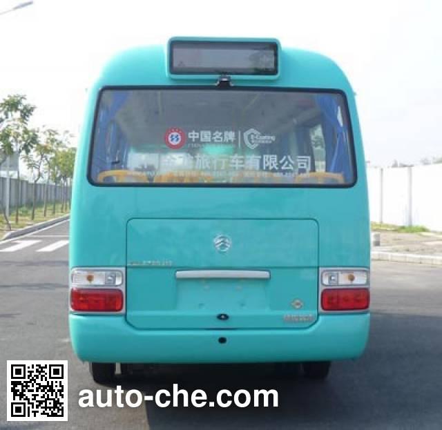 金旅牌XML6700J15CN城市客车