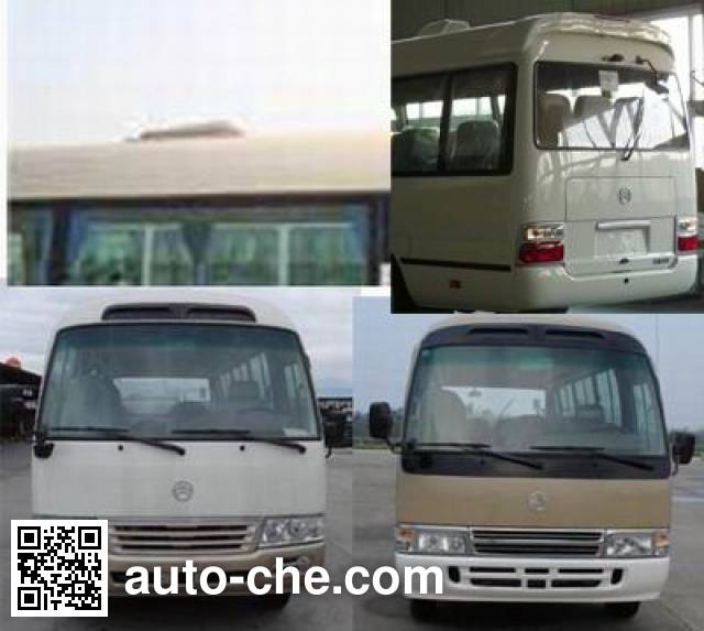 Golden Dragon XML6700J15N автобус