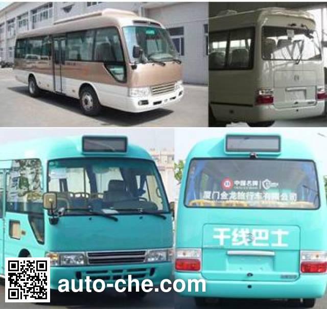 金旅牌XML6700J88客车