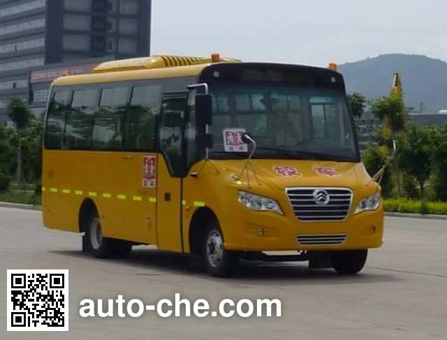 Golden Dragon XML6721J15XXC primary school bus