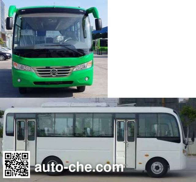 Golden Dragon XML6722J18 bus