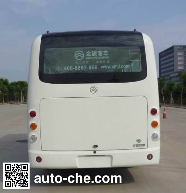 Golden Dragon XML6722J15N bus