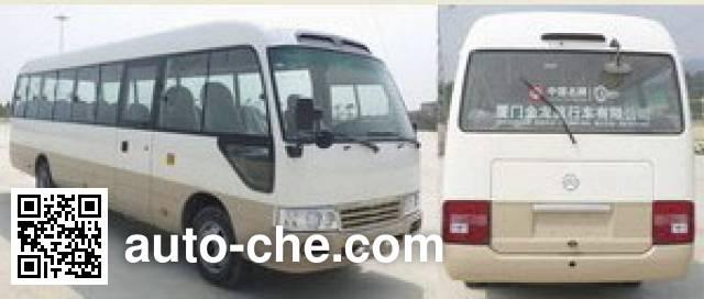 Golden Dragon XML6770J18C city bus