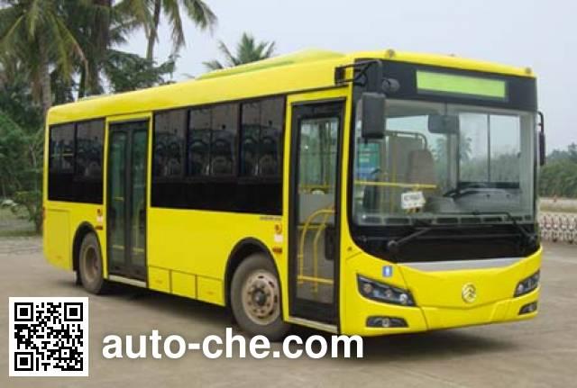 金旅牌XML6805JEV90C纯电动城市客车