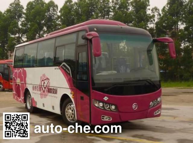 金旅牌XML6807J55N客车