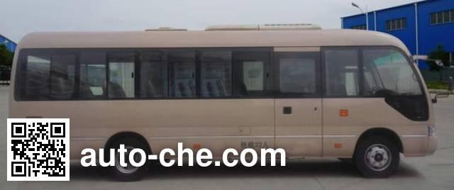 Golden Dragon XML6809JHEVD5 hybrid bus