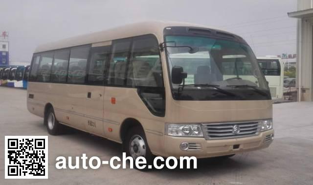 Golden Dragon XML6809JHEVD8 hybrid bus