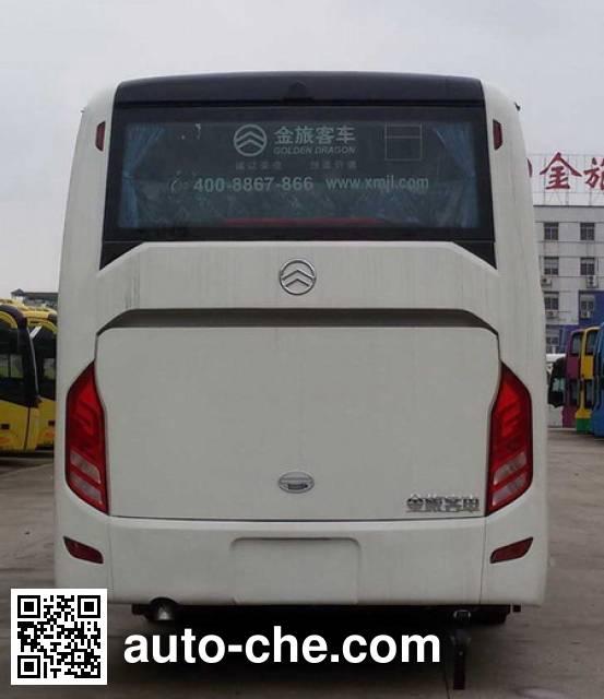 Golden Dragon XML6827JHEVD5 hybrid bus