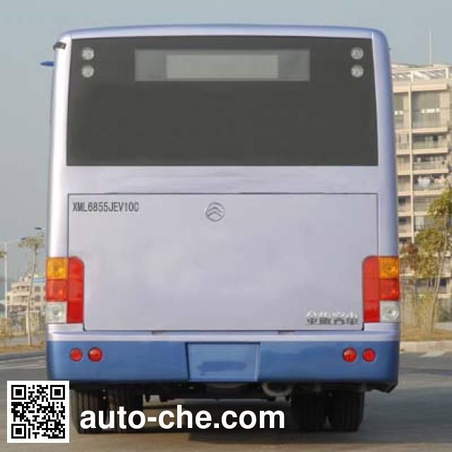 Golden Dragon XML6855JEV10C electric city bus