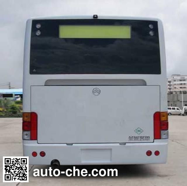 Golden Dragon XML6855JHEVD5CN1 hybrid city bus