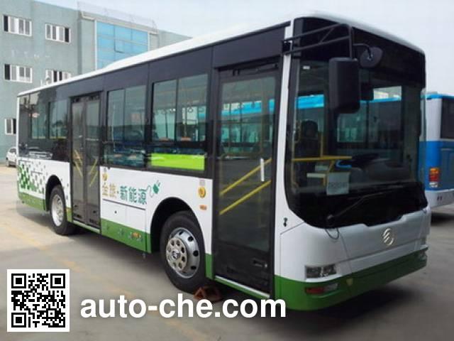 Golden Dragon XML6855JHEVA8C hybrid city bus