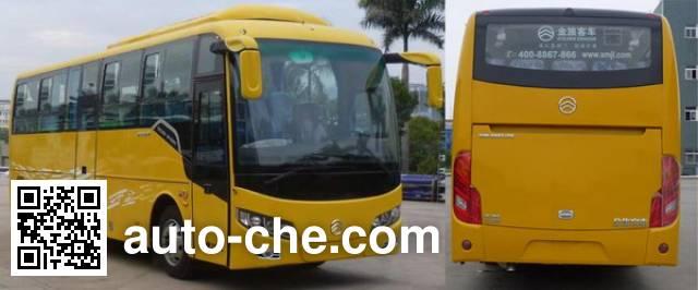 金旅牌XML6907J55N客车