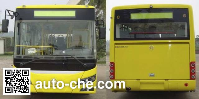 Golden Dragon XML6925J15C city bus
