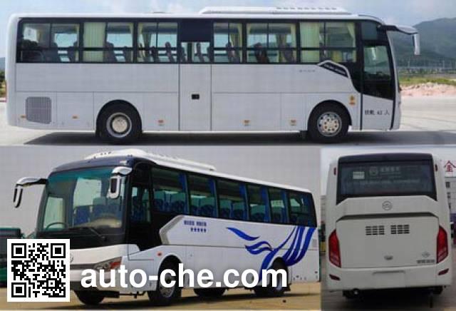 金旅牌XML6997J25N客车