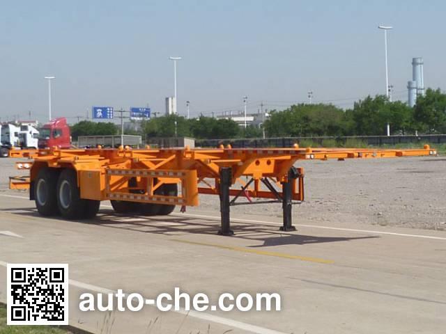 CAMC XMP9350TJZ container transport trailer