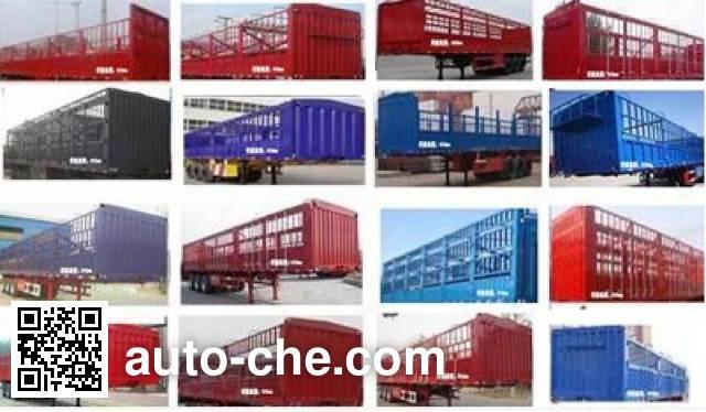 CAMC XMP9400CCY stake trailer