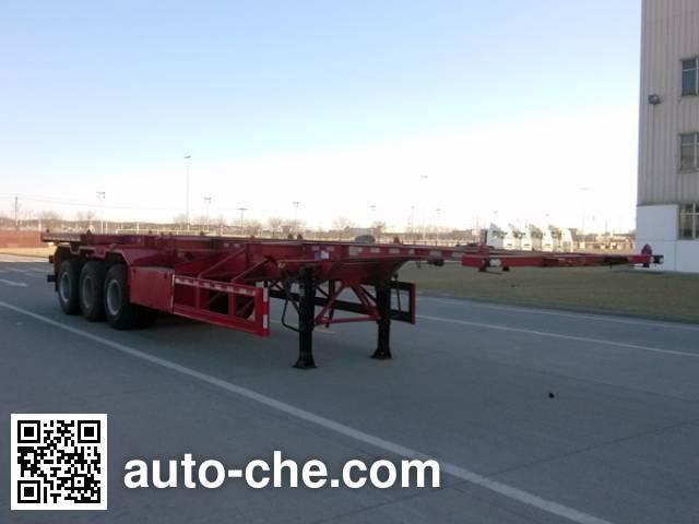 CAMC XMP9400TJZ container transport trailer