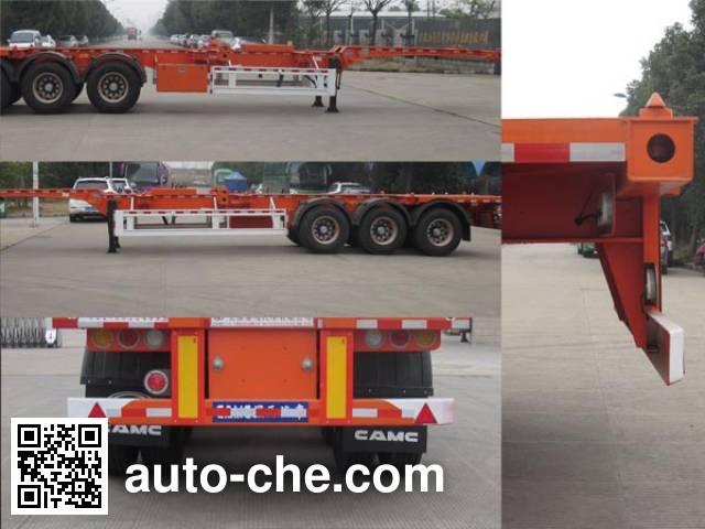 CAMC XMP9402TJZ container transport trailer