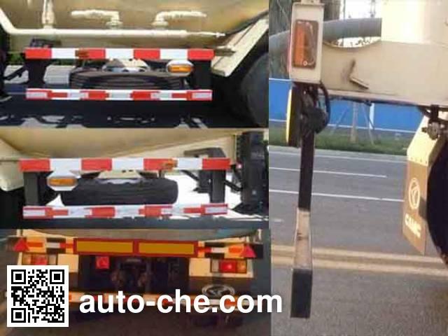 CAMC XMP9404GFL medium density bulk powder transport trailer