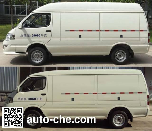 金龙牌XMQ5030XDW15流动服务车