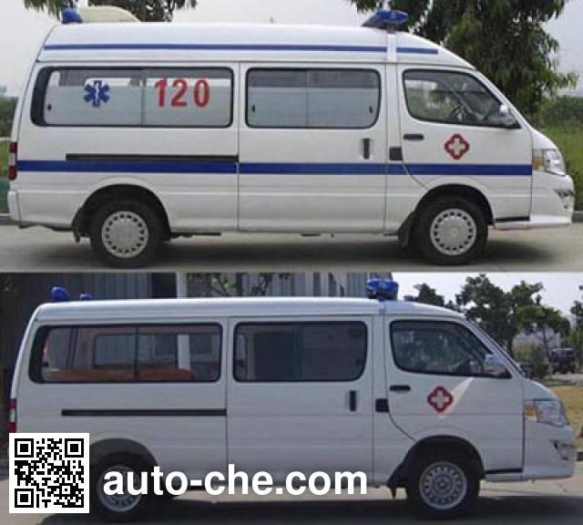 King Long XMQ5030XJH05 ambulance