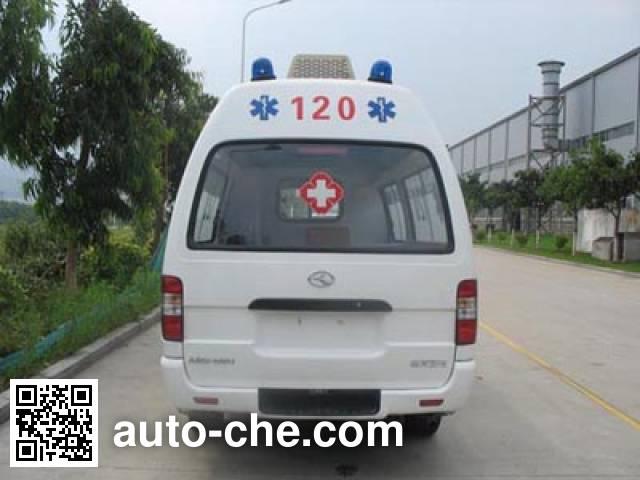 金龙牌XMQ5033XJH65救护车