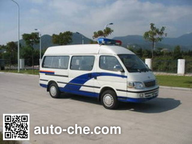 King Long XMQ5030XQC64 prisoner transport vehicle