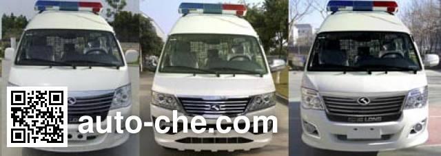 King Long XMQ5030XQC65 prisoner transport vehicle