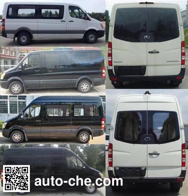 King Long XMQ5040XBY05 funeral vehicle