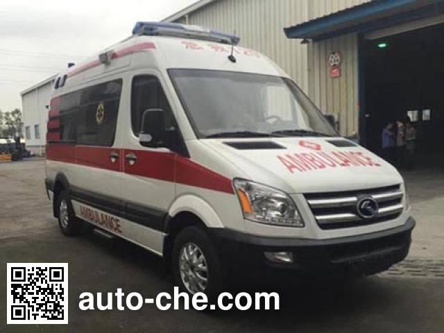 金龙牌XMQ5040XJH05救护车