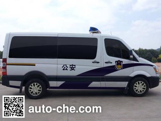 King Long XMQ5040XQC04 prisoner transport vehicle