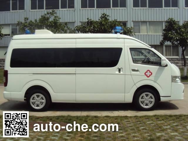 King Long XMQ5032XJH24 ambulance