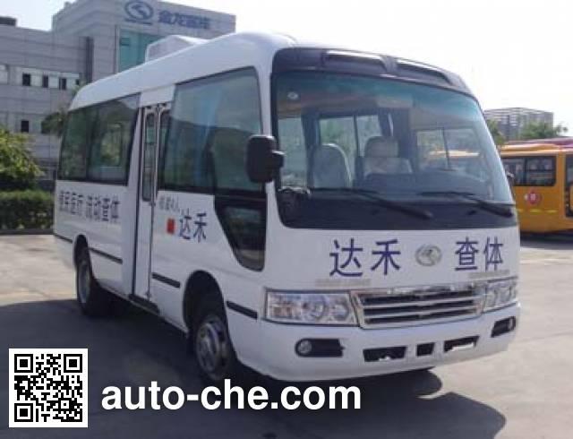 King Long XMQ5061XYL medical vehicle