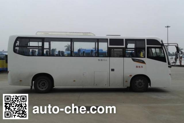 King Long XMQ5110XLH driver training vehicle