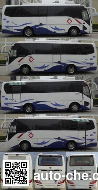 King Long XMQ5122XYL2 medical vehicle