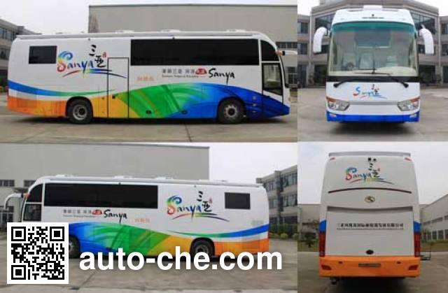 King Long XMQ5180XSW business bus