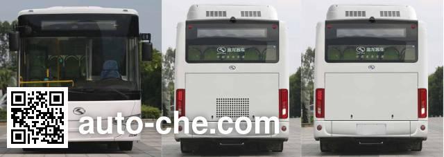 King Long XMQ6106AGBEVD electric city bus