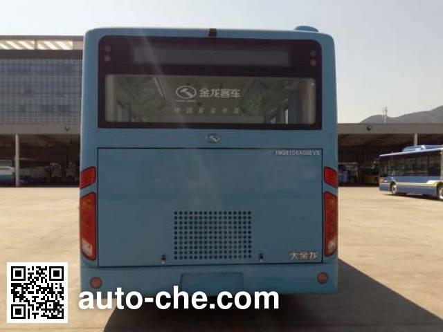 King Long XMQ6106AGBEVS electric city bus