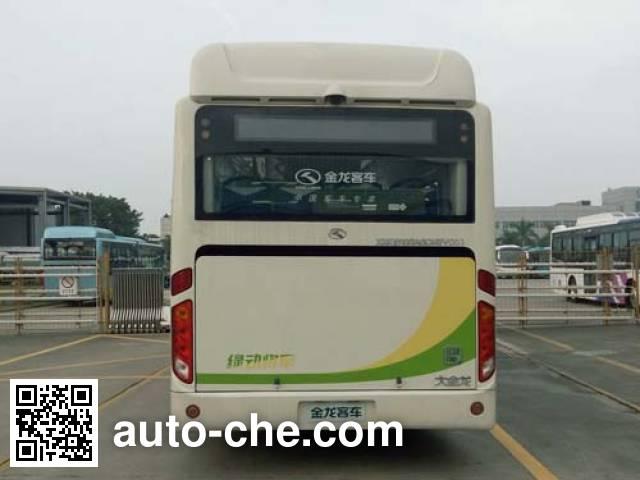 金龙牌XMQ6106AGCHEVD53混合动力城市客车